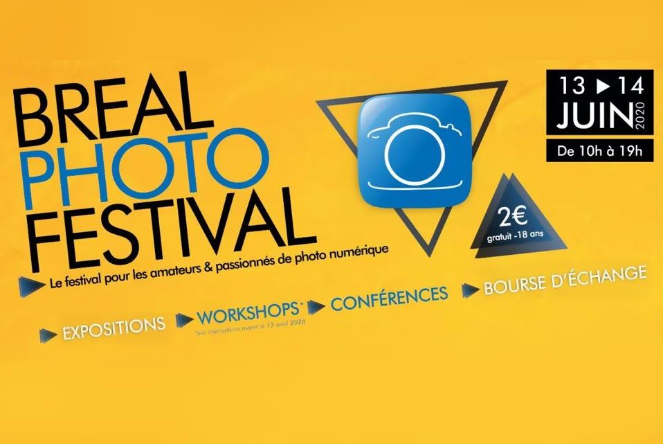 En juin, le festival Brealphotofestival